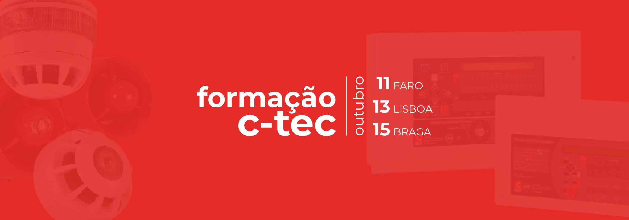Formação C-TEC   Outubro.2021