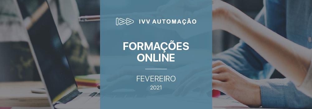 Formações Online FEV.2021