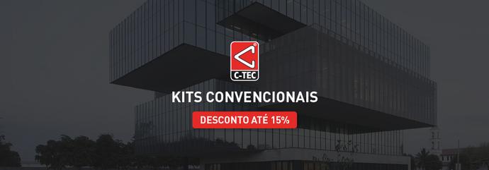 C-TEC | Kits de Deteção de incêndio}