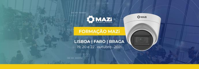 Formação MAZi | 19, 20 e 22 de Outubro 2021