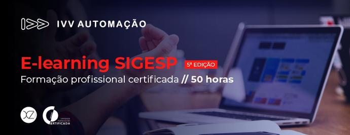 SIGESP | Formação Profissional Certificada 50 horas