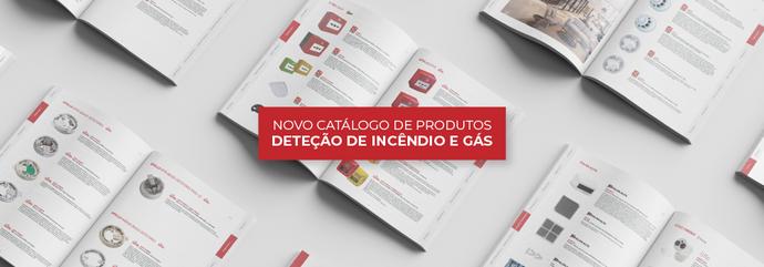Deteção de incêndio e Gás | Catálogo de produtos}